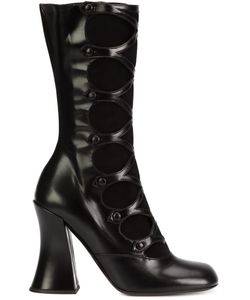 Marc Jacobs | Cut-Out Effect Boots