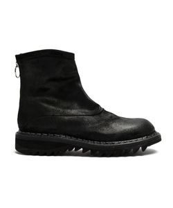 Premiata | Leclaireur Made By Back Zip Boots