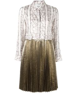 3.1 Phillip Lim | Pleated Skirt Shirt Dress