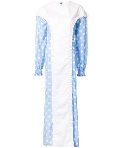 Jenny Fax | Длинное Платье С Рисунком В Горох