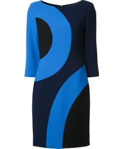 Tom And Linda Platt | Colour Block Dress