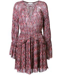 Iro | Printed Peasant Dress