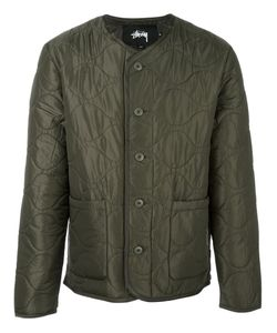 Stussy | Quilted Military Jacket