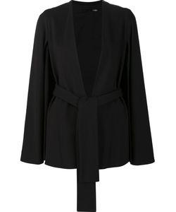Josie Natori | Belted Wide Sleeve Blazer