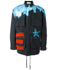 Faith Connexion | Paint Detail Cargo Jacket