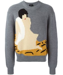 3.1 Phillip Lim | Woman Intarsia Jumper