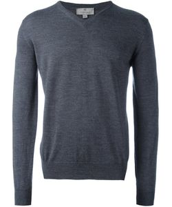 Canali | V-Neck Sweater