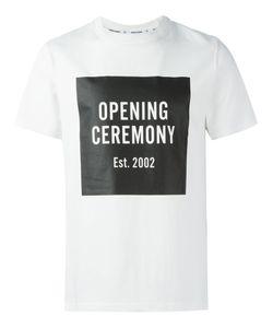 Opening Ceremony | Футболка С Принтом Логотипа