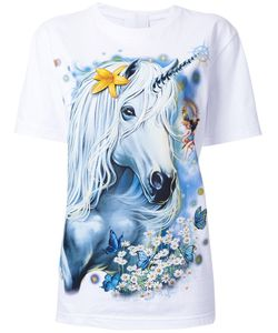 Wall | Unicorn Print T-Shirt