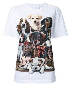 Wall | Dog Print T-Shirt