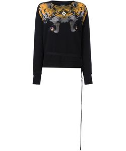 MARCELO BURLON COUNTY OF MILAN | Abstract Print Sweatshirt