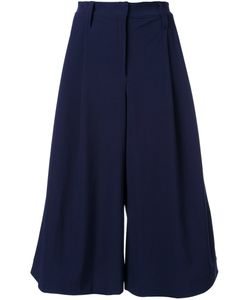 Non Tokyo | Cropped Wide Leg Trousers
