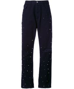 Ikumi | Spike Studded High Waist Trousers