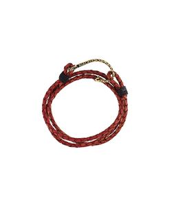 Nialaya Jewelry | Braided Wrap Around Bracelet