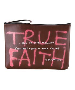 Guernika | True Faith Printed Clutch