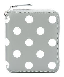 Comme Des Garcons | Comme Des Garçons Wallet Polka-Dot Zipped Wallet