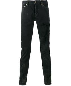 Saint Laurent | Ripped Slim Fit Jeans