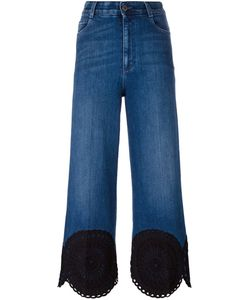 Stella Mccartney | Scalloped Hem Jeans