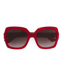 Gucci Eyewear | Glitter Optyl Template Sunglasses Size
