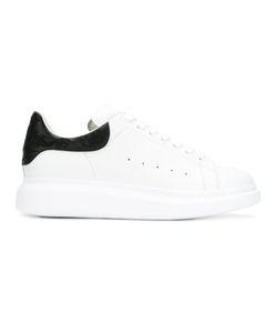 Alexander McQueen | Skull Embroide Big Sole Sneakers 42.5