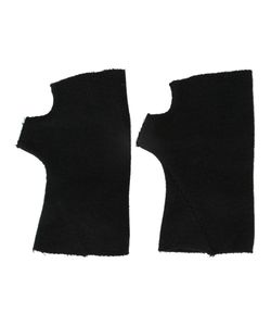 MA+ | Fingerless Gloves Medium Cashmere/Virgin Wool