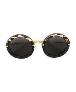 Miu Miu Eyewear | Story Evolution Sunglasses 49 Acetate/Metal