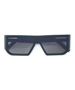 VAVA | Oversized Sunglasses Adult Unisex 54 Acetate