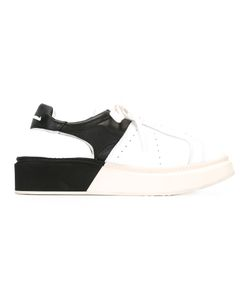 Manuel Barceló | Cut Out Sneakers 37 Nappa Leather/Leather/Rubber