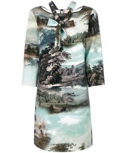 Antonio Marras | Landscape Print Shift Dress