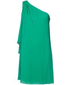 Badgley Mischka | Платье С Драпировкой Без Рукавов