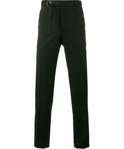Valentino | Straight-Leg Trousers 50 Wool/Mohair/Cotton