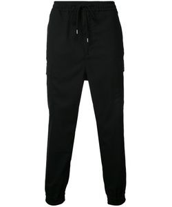 Monkey Time | Cargo Track Pants Small Polyester