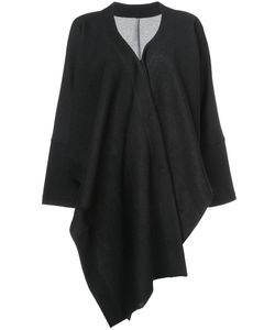 NOCTURNE 22 | Nocturne 22 Draped Asymmetric Cardigan Women