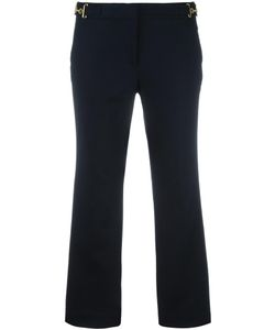 Michael Michael Kors | Bell Bottom Cropped Trousers 6