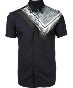 Yoshio Kubo   Рубашка С Короткими Рукавами