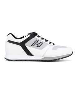 Hogan | Lateral Logo Patch Sneakers