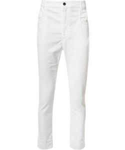Haider Ackermann | Slim-Fit Trousers Xl Cotton/Linen/Flax/Spandex/Elastane