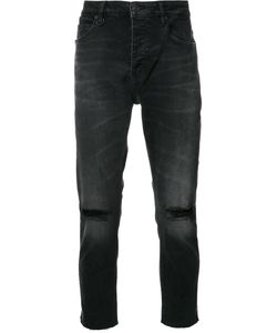 NEUW | Ripped Jeans 34 Cotton/Polyester/Spandex/Elastane