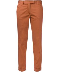 Alberto Biani | Cropped Chino Trousers
