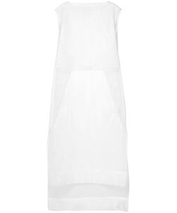 DEMOO PARKCHOONMOO | Big Mesh Long Dress 36 Polyester