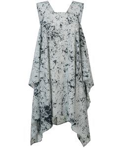 Lost & Found Rooms | Spot Marble Trapeze Dress Size Medium