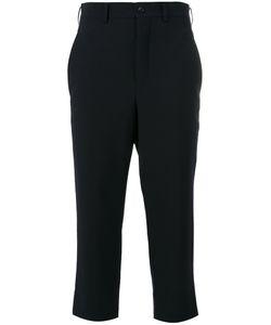 Comme Des Garcons | Comme Des Garçons Cropped Trousers Large Cupro/Wool