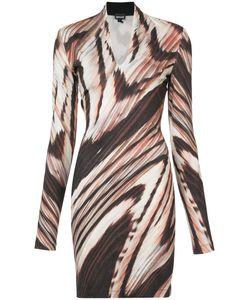 Just Cavalli | Платье С Абстрактным Принтом