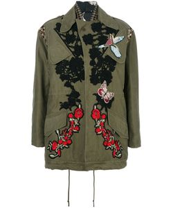 Antonio Marras | Rose Patch Parka