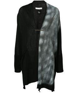 Isabel Benenato | Hand Painted Wrap Cardigan