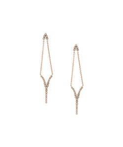 Yannis Sergakis | Diamond Charnières Earrings