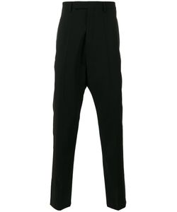 Rick Owens | Drop-Crotch Side Panel Trousers Size 48