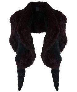 Andrea Bogosian | Rabbit And Fox Fur Stole