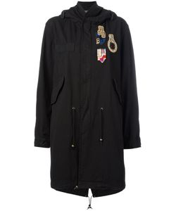 MR & MRS Italy | Patch Military Coat Xs