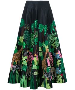Manish Arora | Safari Long Skirt 36 Polyester